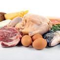 Fleisch, Fisch, Käse