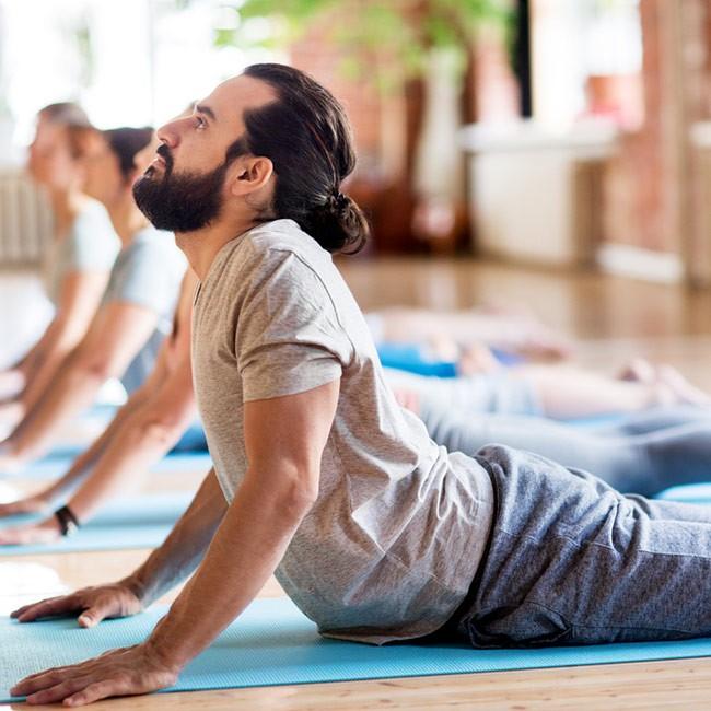 5 leichte Yoga Positionen für Beginner