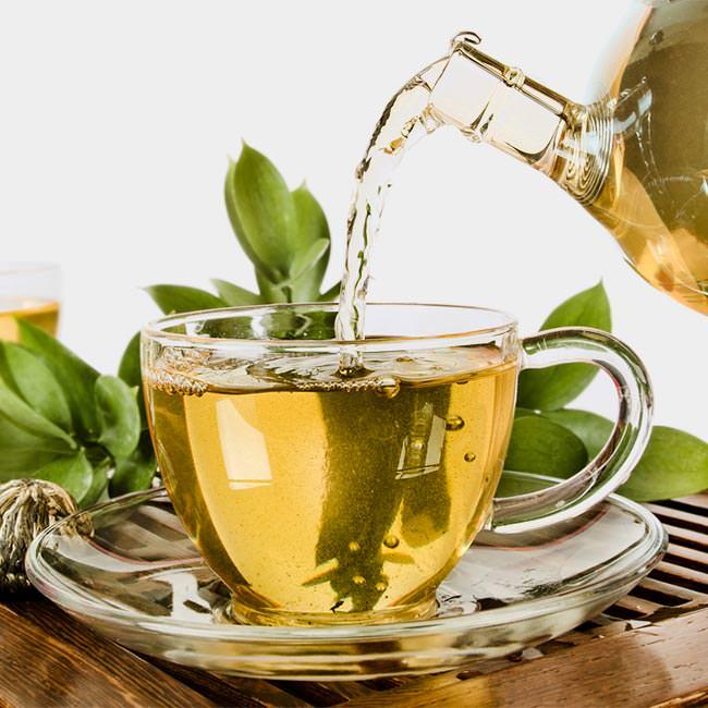 Die richtige Zeit, um Detox-Tee zu trinken