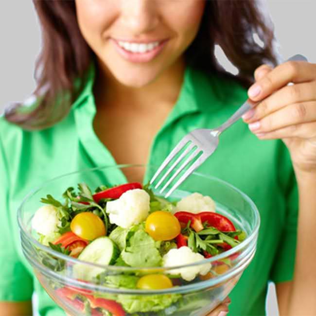 Diäten und Umstellungen für mehr Vitalität