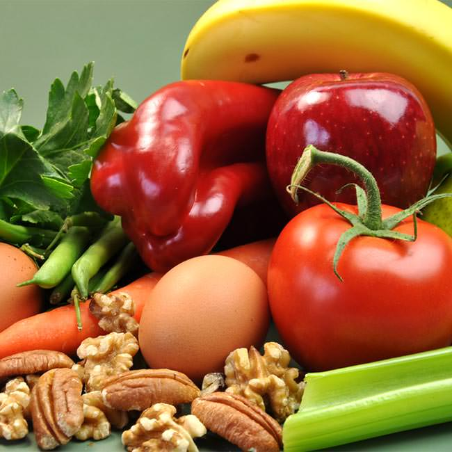 Die besten Anti-Aging Lebensmittel