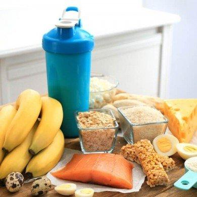 7 essentielle Lebensmittel für den Muskelaufbau