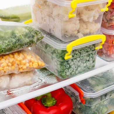 Anleitung für optimales Meal-Prepping