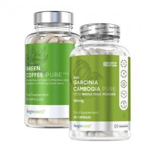Green Coffee & Garcinia Cambogia