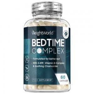 Bedtime Complex Kapseln - Natürlicher Schlafzusatz von WeightWorld