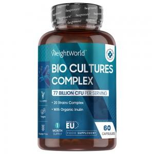 WeightWorld Bio Culture Complex 60 Kapseln