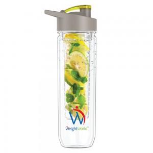 SlimCenter Fruit Infuser Water Bottle
