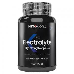 Keto Elektrolyt Kapseln - Weightworld