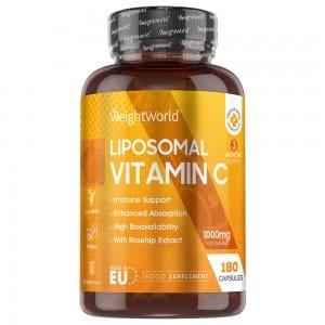 Liposomale Vitamin C Kapseln