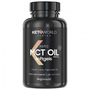 MCT Oil Softgels