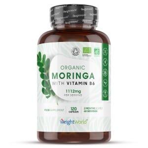 Bio-Moringa-Kapseln