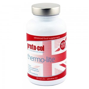 Proto-col Thermo-Lite Flasche mit 60 Kapseln