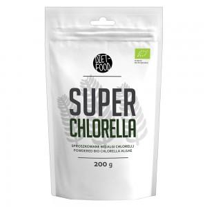 Super Chlorella Algen Pulver Entgiftung
