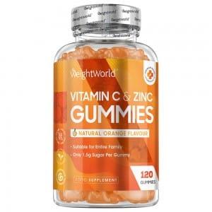 Vitamin C & Zink Gummibärchen