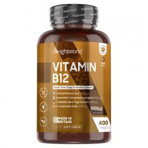 Vitamin B12 | Natürliche Nahrungsergänzung für den Energie liefernden Stoffwechsel.