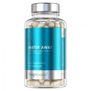 Water Away 60 Kapseln Flasche