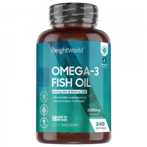 Omega 3-Fischöl