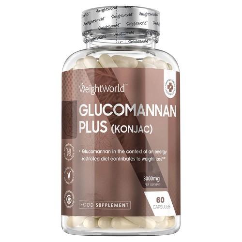 Tipps zur richtigen Einnahme von Glucomannan