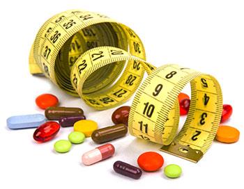 Pillen zur Gewichtsverringerung